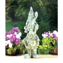 Stacked Gnome Statue - $81.45