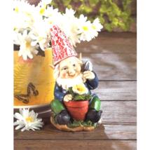Gardening Gnome Solar Statue - $18.00