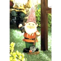 Little Lantern Gnome Solar Statue - $27.95