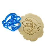 Mario Face/Super Mario Cookie Cutter - $6.30