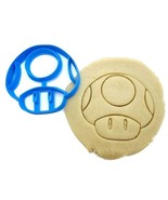 Toad Mushroom/Super Mario Cookie Cutter - $6.30
