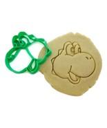 Yoshi Face/Super Mario Cookie Cutter - $7.00