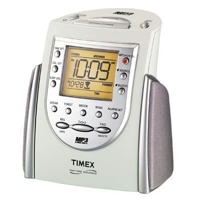 MP3 Line -in Alarm Clock