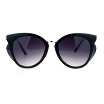 Unique Butterfly Fashion Sunglasses Stylish Layered Extended Lens UV 400 - $10.95