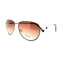 Romance Womens Designer Fashion Pop Color Heart Emblem Aviator Sunglasses - $7.95
