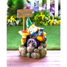 On Strike Gnome Water Fountain - $210.00