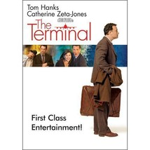 The Terminal Dvd New - $9.70