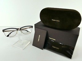 Tom Ford TF 5392 (020) Gray/Matte Gold  54 x 18 135 mm Eyeglass Frames - $107.48