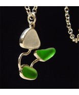 Sea Glass Pendant - $150.00