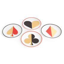 Jonathan Adler Designer Full Deck Porcelain Coa... - $72.93