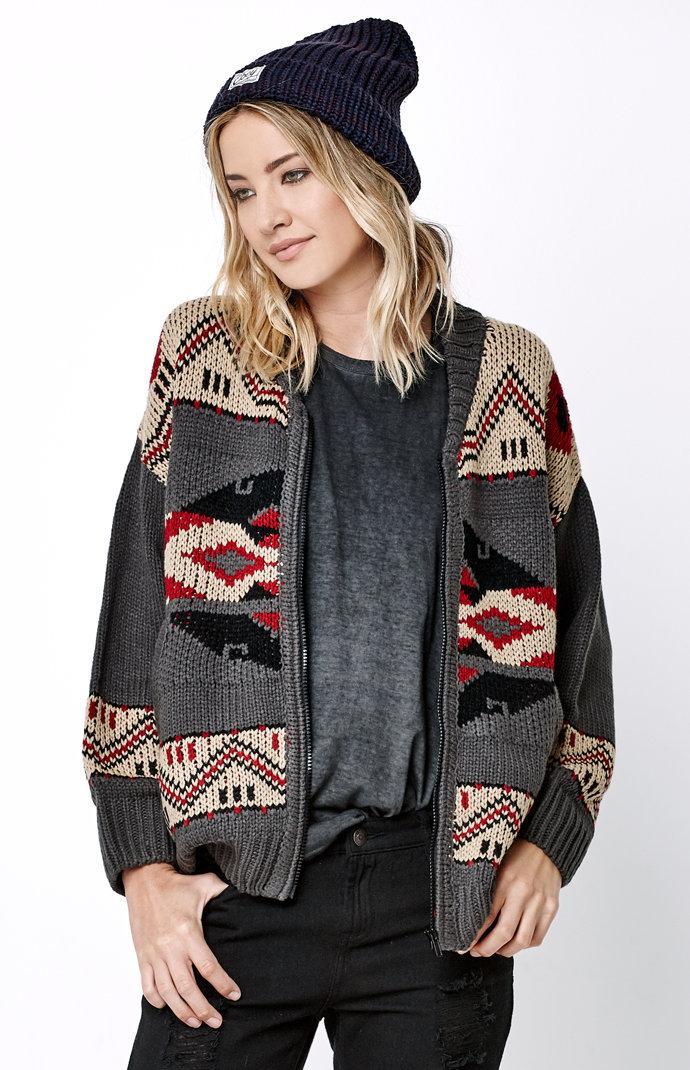 8de9d45af61c2c Women s Jrs Obey Adri Warm Heavy Sweater and 50 similar items