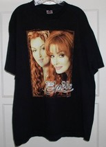 THE JUDDS CONCERT TOUR T SHIRT VINTAGE 2000 POWER TO CHANGE TOUR - $34.99