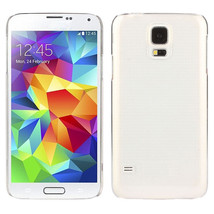 2X PACK Thin Crystal Clear Hard Snap On Case for Samsung Galaxy S5 i9600 - $3.90