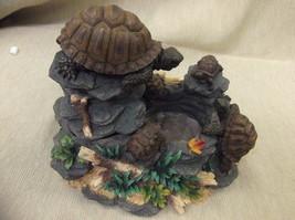 Westland Giftware Decorative Indoor Turtle Fountain #865 UPC: 748787008658 - $34.65