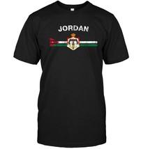 Jordanian Flag Shirt   Jordanian Emblem & Jordan Flag Shirt - $17.99+