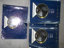 1999 Ford F-150 F150 Truck Service Shop Repair Manual Set FACTORY OEM BO... - $277.19