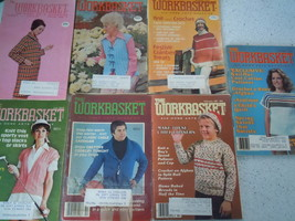 The Workbasket 7 Issues 1969 – 1980 - $3.99