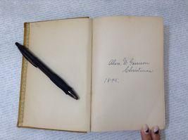 Little Men by Louisa M. Alcott Antique Hardcover Book image 7
