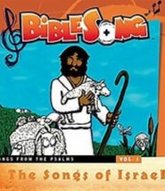 Bible Song: The Songs of Israel Cd image 1