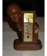 Vintage Black Americana Baby With Thermometer - $60.00