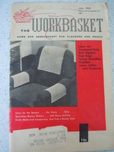The Workbasket July 1959 Issue - $3.99