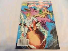 Agent Neptune No. 9 June Archie Adventure Series Comic Book Blue Ribbon ... - $7.91