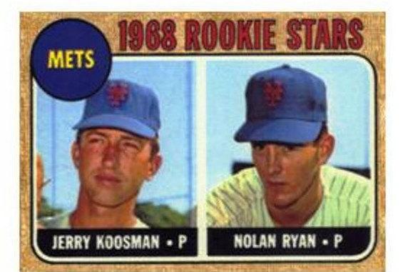 1968 Topps Nolan Ryan Rookie Card 177 And 50 Similar Items