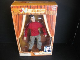 2000 Living Toyz 'N Sync Collectible Marionette... - $18.69