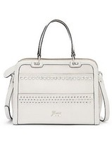 Guess Satchel Disco Doll  Stone Multi studded detailing VY375406 RARE FI... - $119.99