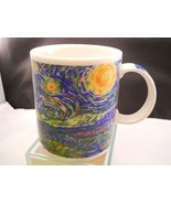 Starry Night Van Gogh Designed Exclusively for Starbucks Mug  - $20.56
