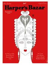 Harpers Bazar Vintage 1928 Advert 13 x 10 inch Magazine Adv Giclee CANVA... - $19.95
