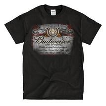 Budweiser Vintage Black T-shirt - Ready to Ship! - High-Quality! (m) - $19.81