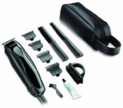 Andis Headliner 11-Piece Hair Clipper/Beard Trimmer Kit, Black, Model LS... - $63.11
