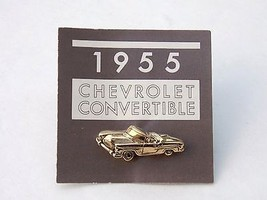 VTG 1985 Avon Dream Car Series Pin 1955 Chevrol... - $12.30