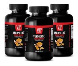 antioxidant and immunity TURMERIC CURCUMIN COMPLEX 3B antioxidant immune booster - $42.97