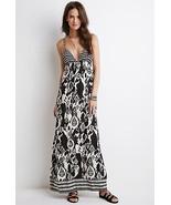 Abstract Ikat Maxi Dress - Small Brand New.  - $12.00