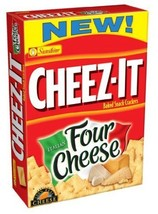 Cheez-It Four Cheese Italian Baked Snack Crackers - $10.35