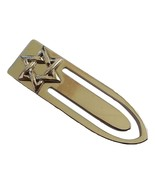Superb silver color star of / Magen David Bookmark from Israel Judaica  - £7.76 GBP