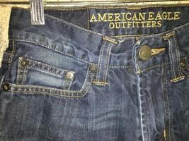 AMERICAN EAGLE Original Straight all cotton den... - $26.60