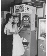 Bally 1946 Undersea Raider Video Arcade Game Vintage 8x10 Reprint Of Old... - $19.99