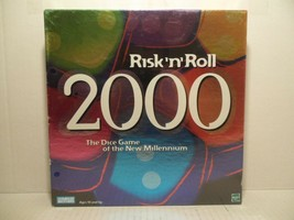 1999 - Risk'n'Roll 2000 Dice Game by Hasbro (Parker Brothers) FACTORY SE... - $29.59