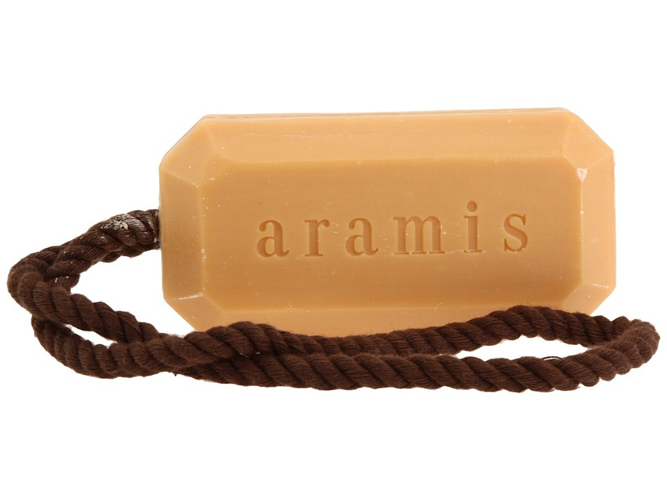 Primary image for ARAMIS MEN BODY SHAMPOO SOAP On Rope 5.7 oz Perfume Fragrance Bath MEN Cologne