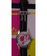 New on Card Barbie Watch by MZ Berger & Co Blac... - $22.00