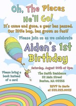 Oh the places you ll go birthday boy invite thumb200