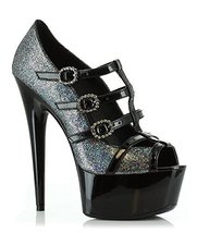 Women's Ellie Shoes 609-ANGELINA Platform Pump ... - $76.22