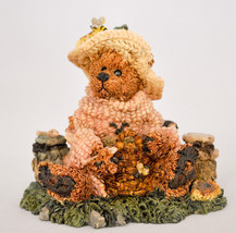 Boyds Bears & Friends: Bailey - Honey Bear - Style 2260 - Bee Mine Honey - $14.84