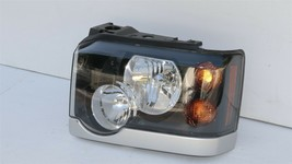 03-04 Land Rover LandRover Discovery Disco 3 Headlight Light Lamp Driver Left LH image 1