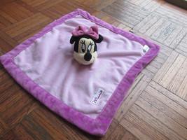 Disney Minnie Mouse Lavendar Purple Security Bl... - $23.75