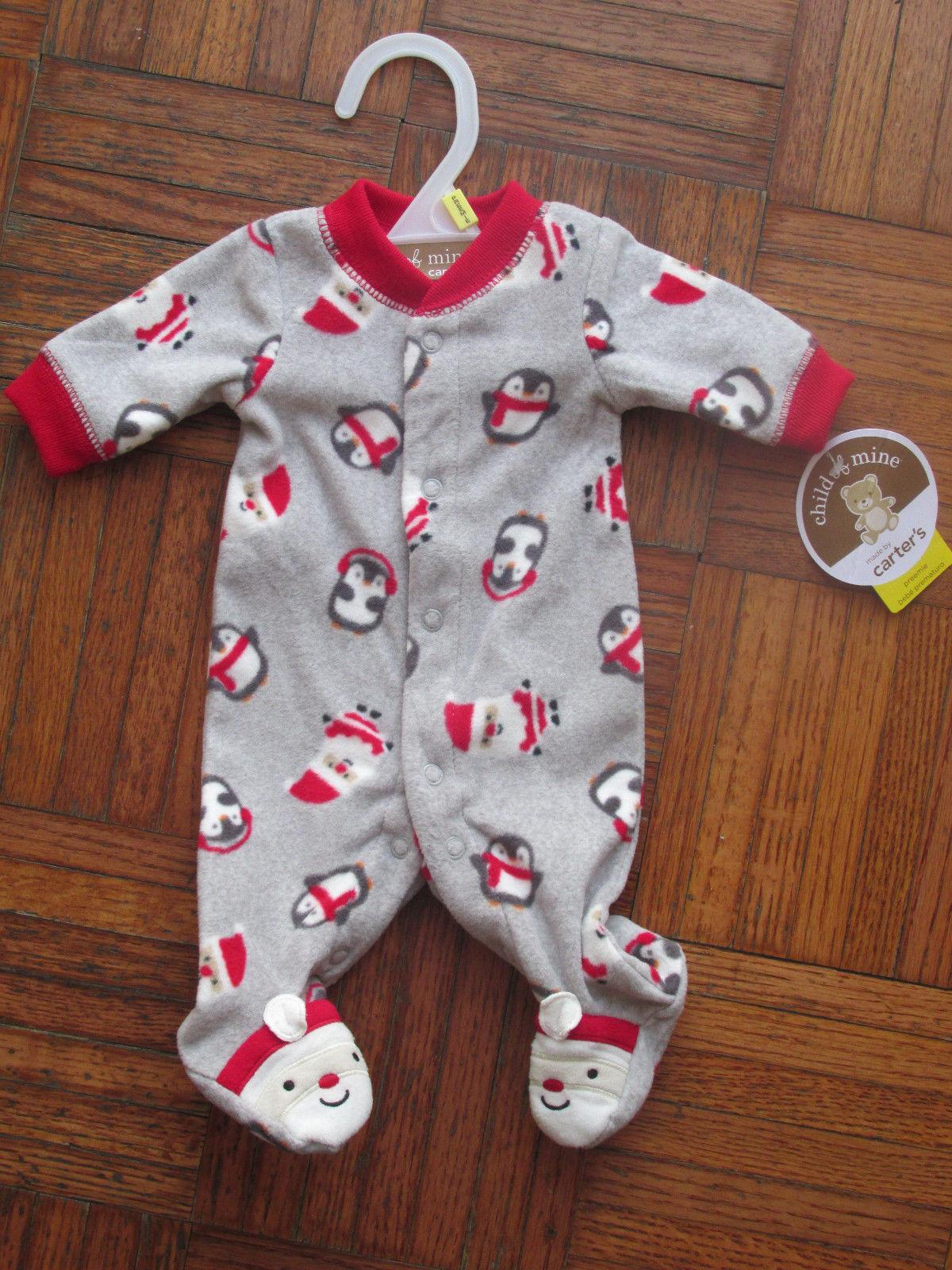 e5142d0e2 Carters Child Of Mine Reborns Zip Penguin and 16 similar items