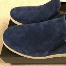 NEW UGG Men's Knox Suede Slip On Sneaker, Sizes 9, 11  Blue, MSRP $100 image 8